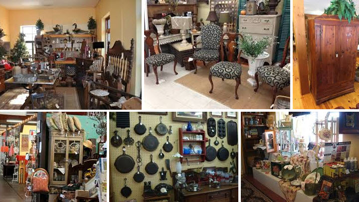antiques north ga